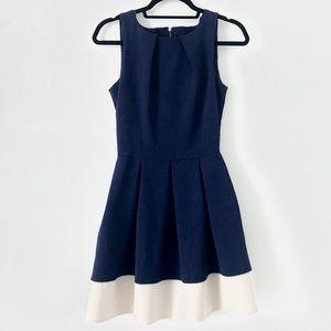 Blue Dress with POCKETS